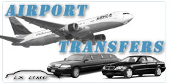 Jacksonville Airport Transfers and airport shuttles