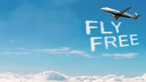 Fly for free, complimentary companion air ticket