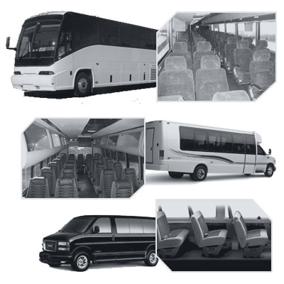Jacksonville Coach Bus rental