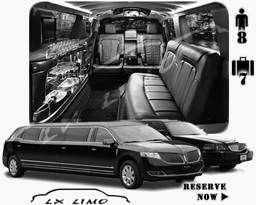 Limo from Jacksonville airport